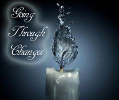 """""""Going Through Changes"""" – A Poem of Life by Jevonte Lockhart... water flame"""