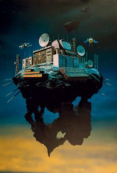 SF works for Chris Foss