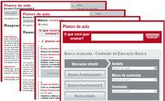 Planos de Aula - Nova Escola on line.