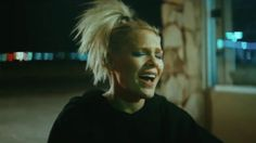 P!nk Dances Away The Pain In Mesmerizing New Music Video https://link.crwd.fr/1iuq