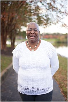 Joyful Breast Cancer Fighter Survivor Portraits in Chesapeake Virginia   Strong African American Woman Fighting Cancer   Special Portrait Session   Virginia Photographer   Rowlands Photography