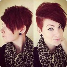 for women. Pixie haircuts for thick hair are full of texture and manageable volume. If your hair is fine, you may also choose the right pixie hair cut that adds dimension and boosts volume of your short lock Related Posts~ ~ cute pixie haircuts for short hair 2016 ~ ~latest pixie cut for women 2016Best … … Continue reading →