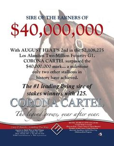 Corona cartel.....enough said!