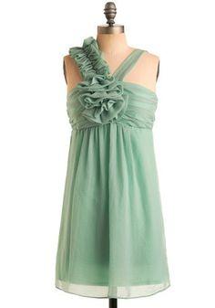 seafoam green bridesmaids dresses - Google Search