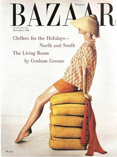 1950s magazine covers | vintage everyday: Fashion Magazine Covers from 1940s-1950s