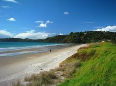 This photo from Auckland, North Island is titled 'Onetangi Beach-Waiheke Island'. Audley Travel, Waiheke Island, Auckland New Zealand, New Zealand Travel, Trip Planning, Planning Board, Far Away, Cool Pictures, World