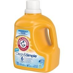 Tide Free And Gentle, Best Laundry Detergent, Tide Pods, Health Facts, Washer And Dryer, Target, Arm, Cleaning, Simple