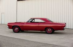 The laser-straight Mopar sports its original panels and drivetrain and shows only 48,000 miles on the odometer. It was winning awards even before it was restored, including Best Mopar at the 2010 Car Craft Summer Nationals and Best of Show at the 2011 Car Craft Summer Nationals.