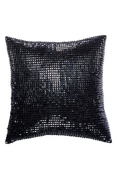 """Free shipping and returns on Donna Karan 'Impressions - Jewel"""" Pillow (Online Only) at Nordstrom.com. Sparkling jewels embellish a timeless, taffeta pillow to add unmistakable glamour to any space."""
