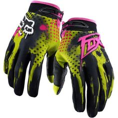 Fox Racing 360 Riot Gloves | Freestylecycling.com