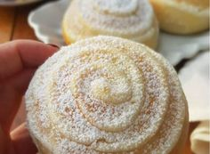 VENEZIANE ALLA RICOTTA Ricotta, Puff Pastry Dough, Cake & Co, Food And Drink, Cheese, Recipes, Pastries, Breads, Happiness