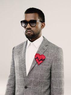 Kanye West aka Yeezus is of my men's Fashion/Style icons! 808s & Heartbreak, Kanye West Style, Celebrity News, Celebrity Quotes, Dapper, Hip Hop, Women Wear, Folk, Mens Fashion