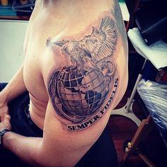 cool Top 100 usmc tattoos - http://4develop.com.ua/top-100-usmc-tattoos/