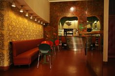 Film and Photo Shoot Locations in Austria: Vintage Cafe, Filmcasino