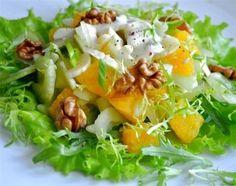 Салаты со стеблевым сельдереем: яркий вкус и минимум калорий! / Простые рецепты