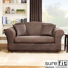Ikea Sofa Bed furniture Sure Fit Stretch Leather Piece Loveseat Slipcover Furniture Sure Fit