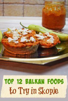 Top 12 Balkan Foods to Try in Skopje - Relax Car Hire Skopje - Travel North Macedonia Ruska Salata, Macedonian Food, Baked Beans, Greek Recipes, Slice Of Bread, Foodie Travel, Feta, Traveling By Yourself, Macedonia Skopje
