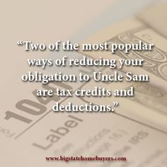 Do you know all the tax benefits ad deductions for home owners?