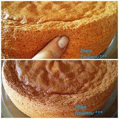 παντεσπανι Greek Sweets, Greek Desserts, Trifle Desserts, Greek Recipes, Fun Desserts, Greek Cookies, Cake Cookies, Cupcake Cakes, Food Network Recipes