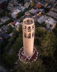 The Coit Tower in SF                                                                                                                                                                                 More