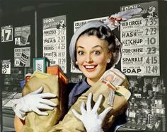Happy  Shopper - because look at those prices!  She knows just how high they will be in 2015~!