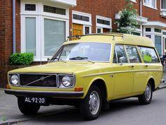 Volvo 145 Express 1969