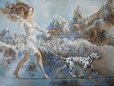 Oleg Tchoubakov... | Kai Fine Art