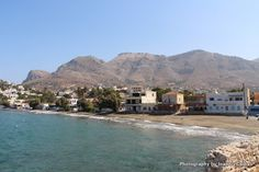 The village of Kantouni on the island of Kos in Greece. It is a very small seaside village off the beaten track with a nice sandy beach. Seaside Village, Ancient Greece, Greek Islands, Kos, Beaches, Places To Visit, Water, Outdoor, Greek Isles