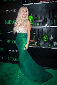 Kim K Mermaid Costume 1