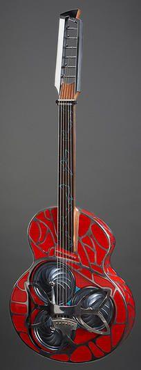 Alquier Guitar | Tricone guitar