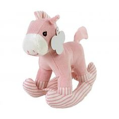 Hobbelpaardje van zachte stof Baby Gifts, Dinosaur Stuffed Animal, Groot, Animals, Animales, Animaux, Animal, Animais, Gifts For Kids