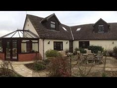 Loft conversion with three bedrooms & en-suite shower room. Loft Conversion Video, Loft Conversions, Dormer Windows, Attic Bedrooms, Conservatory, Masters, Bathrooms, Cabin, House Styles