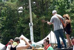 Jessica Meuse Photos: Celebrities Attend Pepsi's 'Rock The South' Festival