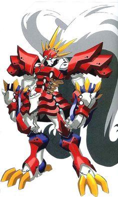 Ialdabaoth, Mecha, Super Robot Taisen, SRT, SRW