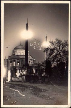 Pertevniyal Valide Sultan Camii, Aksaray.Leyle-i Mevlid