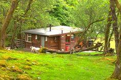 Balquhidder, Scotland: Outer Space Scottish Highland cabin - Cottages for Rent in Balquhidder | £50