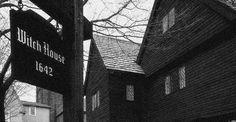 14 Terrifying Ghost Stories From Salem, Massachusetts