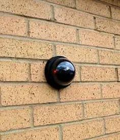 Cctv #geocache #container hide sneaky tricky cache #complete with log. http://stores.geowyrm.com/fake-security-cctv-camera-geocache/