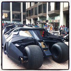 Wayne Enterprises, Batman Batmobile, Im Batman, Gotham City, Bats, Awesome Stuff, Harley Quinn, Cars And Motorcycles, Weapon
