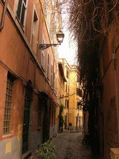 Vicolo del Bologna- Roma