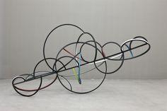 Sculpture byMatthias Bitzer.