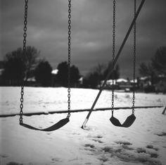 Old swings