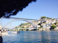 Dom Luiz I bridge, Porto, Oporto, Portugal