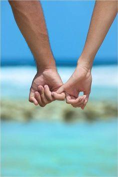 love, beach romance...