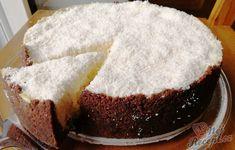 Vynikající kombinace tvarohu, ananasu a kokosu. Třeba vyzkoušet! :) Autor: Triniti Pina Colada, Vanilla Cake, Nutella, Cheesecake, Pudding, Sweets, Lunch, Desserts, Recipes