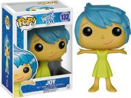 POP Disney/Pixar: Inside Out - Joy Growing up can be a bumpy road! Told from the perspective of the emotions inside the mind of a little girl, Disney-Pixar's Inside Out takes a creative look at the conflicting emotions we all experience as we try to navigate the world. The Inside Out Joy Disney-...