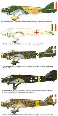 Savoia-Marchetti SM.81 Pipistrello