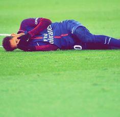 Neymar Injury vs Olympique marseille