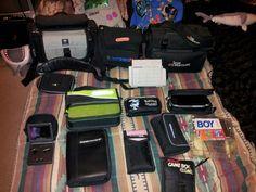 Nintendo cases