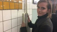 """❤NEWS❤  Nuovo video da Vanity Fair. Questa volta abbiamo un """"diario"""" del giorno in cui Emma Watson ha sparso nella metropolitana di New York svariate copie di Mom and Me and Mom di Maya Angelou.  https://youtu.be/LqdU0AsS3iQ  Crediti : Emma Watson Italia FB Page   ~EmWatson"""